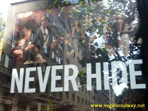 245 (2)never hide