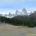 near El Chalten, Argentina