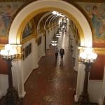 hallway at PA capital bld