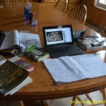 writing station of tiffany soukup