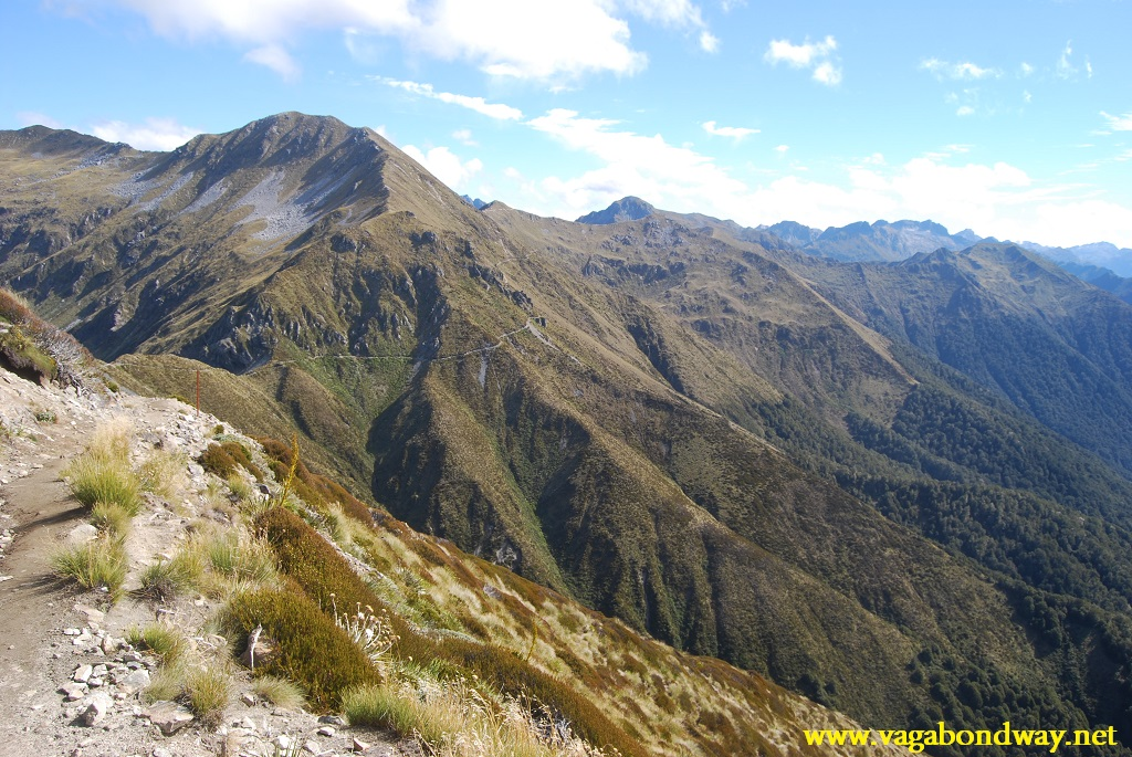 Kepler Hike, NZ