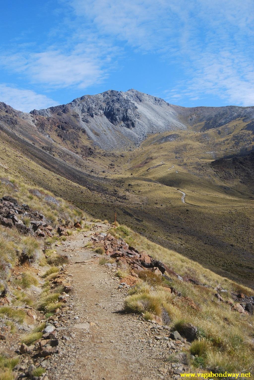 mountain views, Kepler, NZ