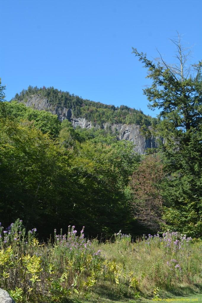 NH cliffs
