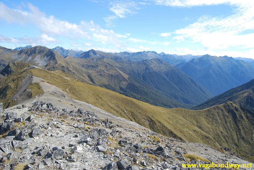 Hiking Kepler-Trail-NZ