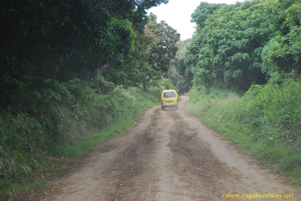 Rough Roads in Vanuatu
