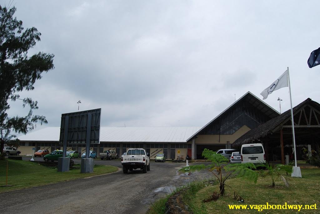 Tanna Airport Vanuatu Vagabondway