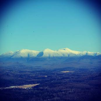 White Mountains, NH