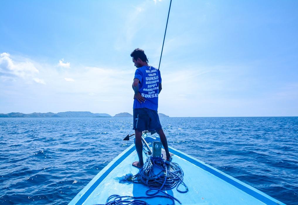 Labuan Bajo boat tour