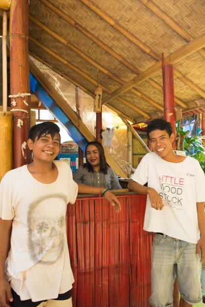 Little Woodstock staff on Gili Trawangan (1 of 1)