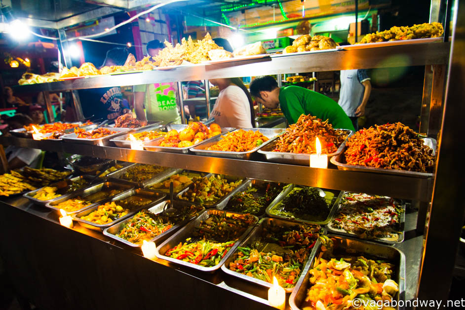 Night market food on Gili Trawangan (1 of 1)