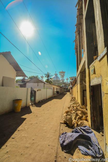 Streets of Gili Trawangan (1 of 1)