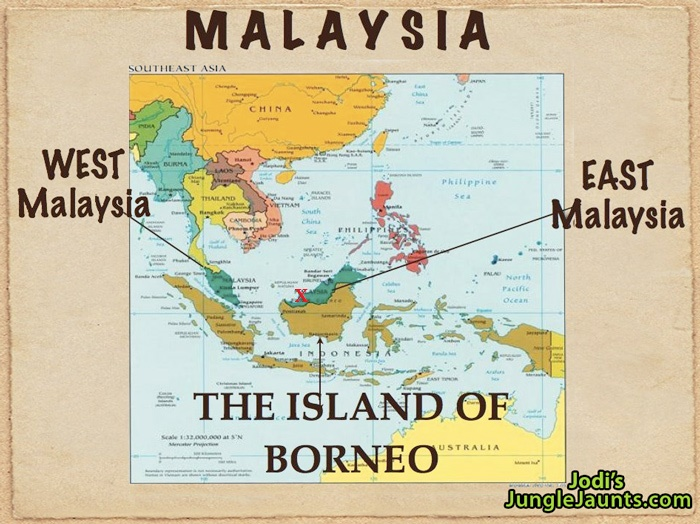Malaysia-Borneo-South-East-Asia-Detail-Map