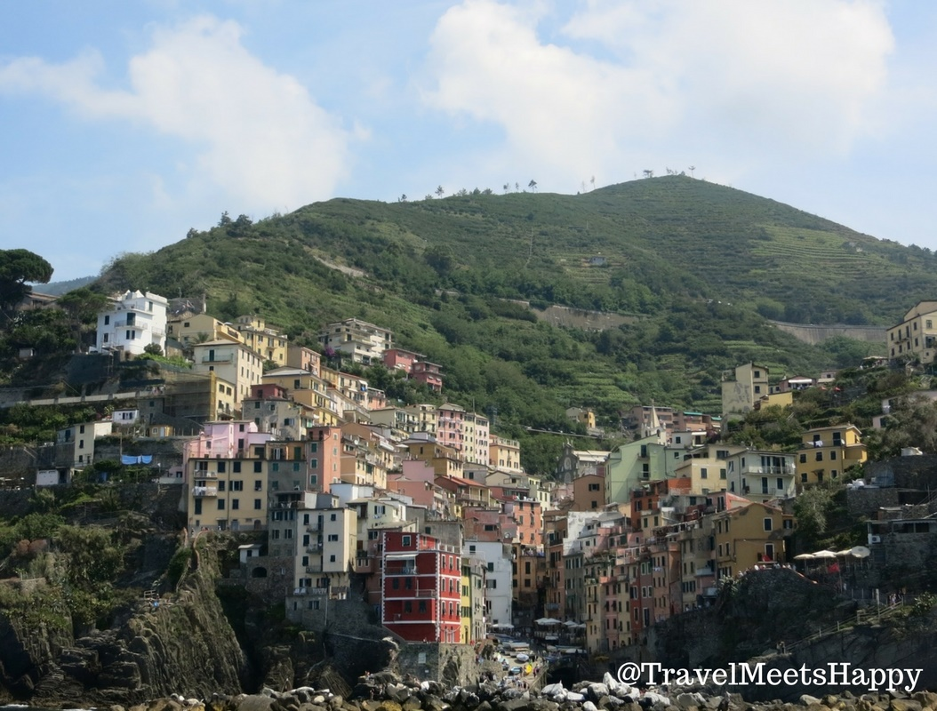 Hiking between Cinque Terre villages, Vernazza to Monterosso My Story