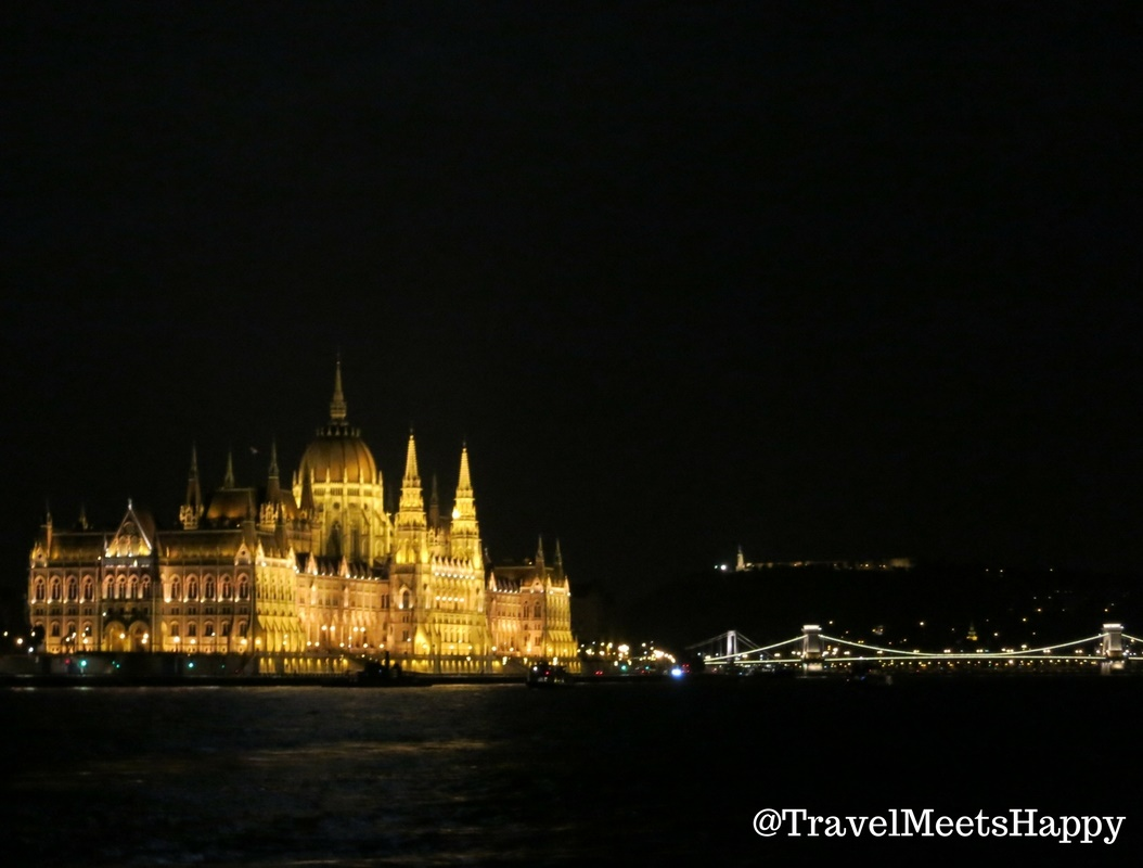Hungarian Parliament Building in Budapest My Story