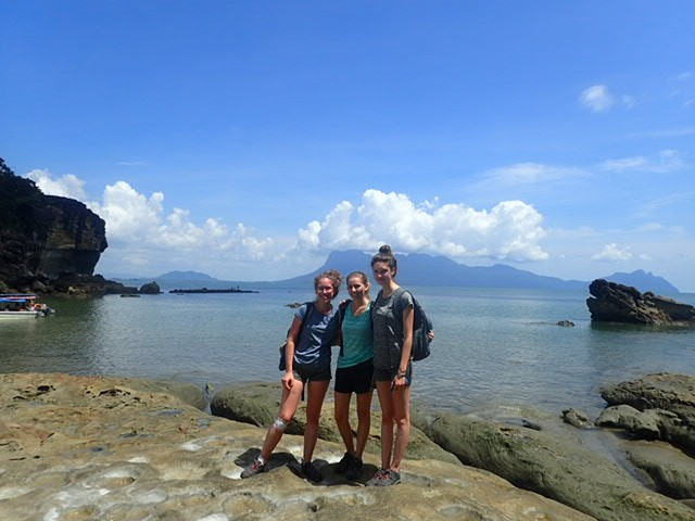 My Story Bako National Park Malaysia Montreal Girls