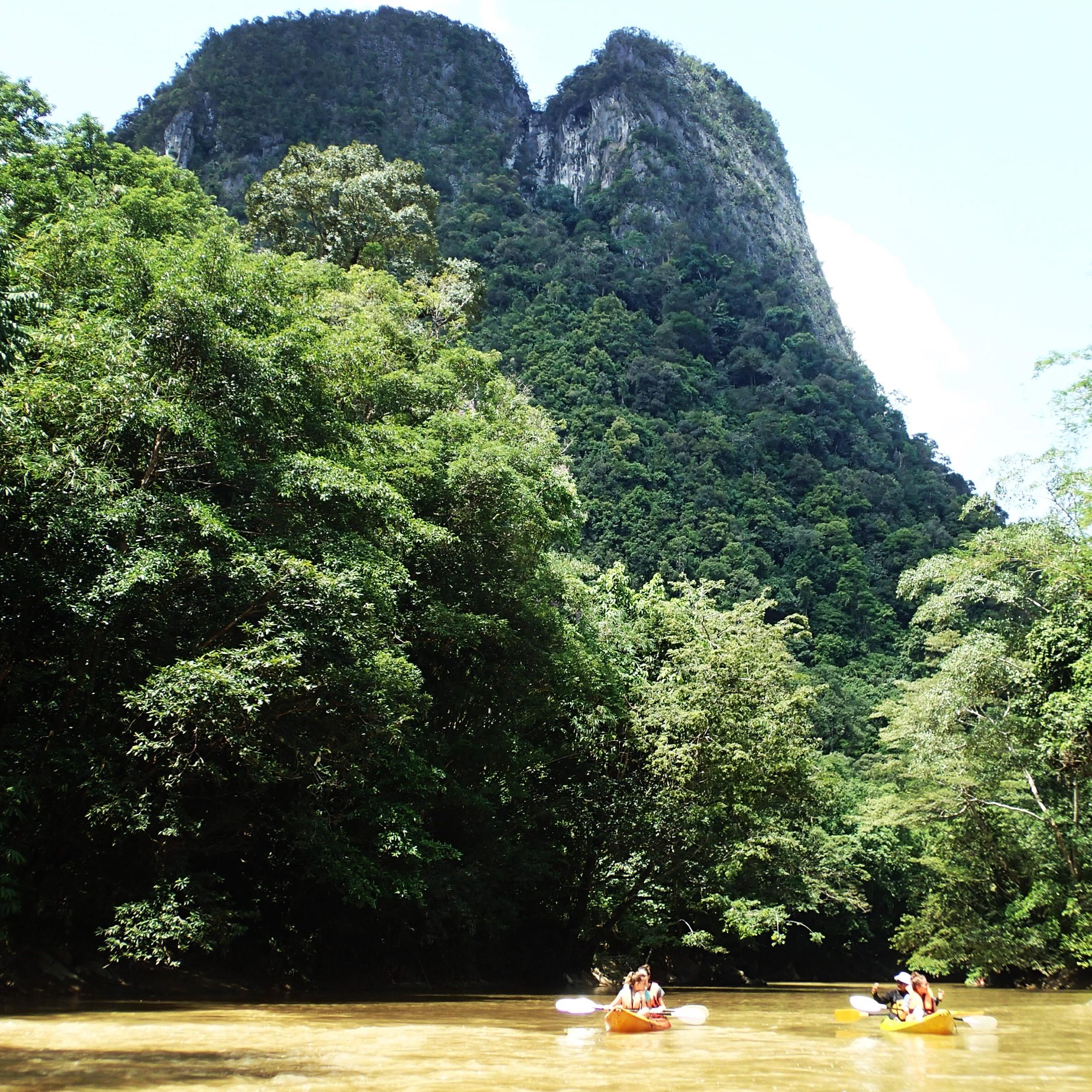 My Story Sarawak River, Malaysia Montreal