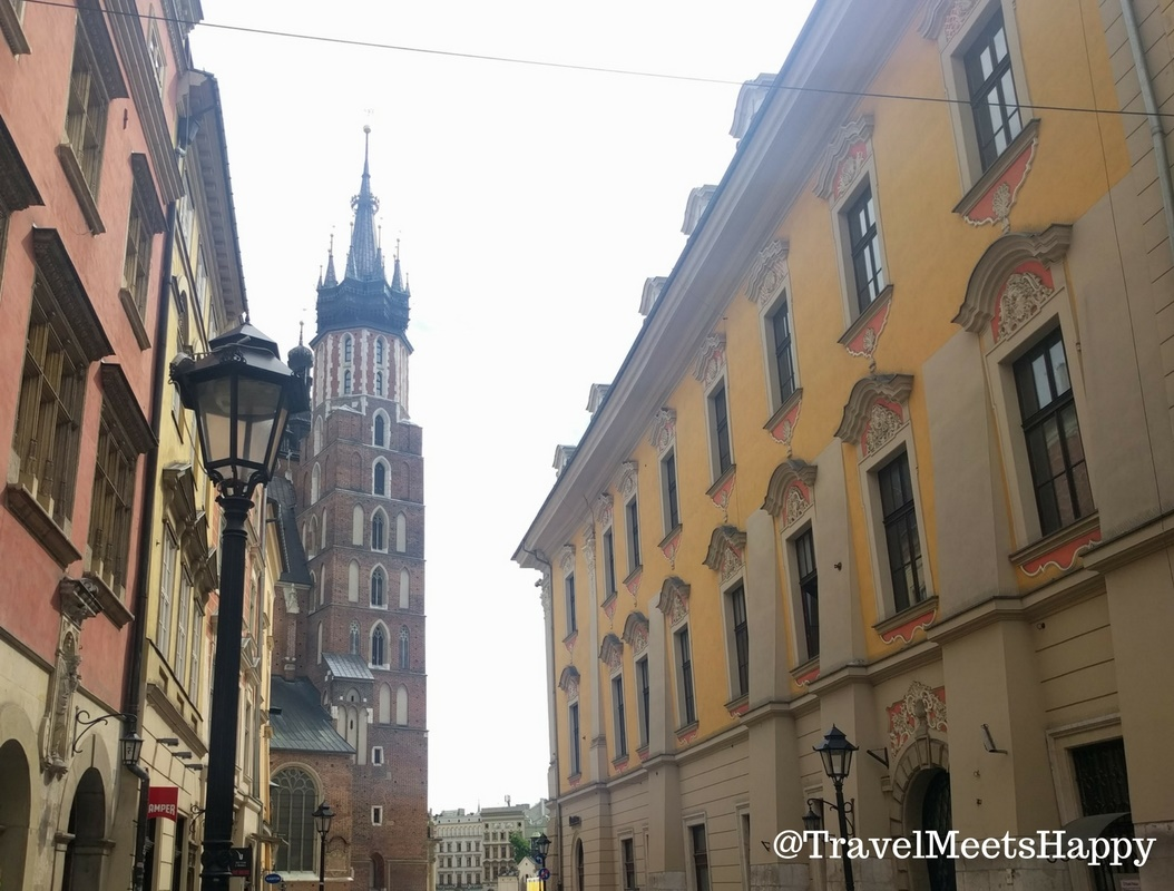 Spending some extra time in Krakow, Poland. my story