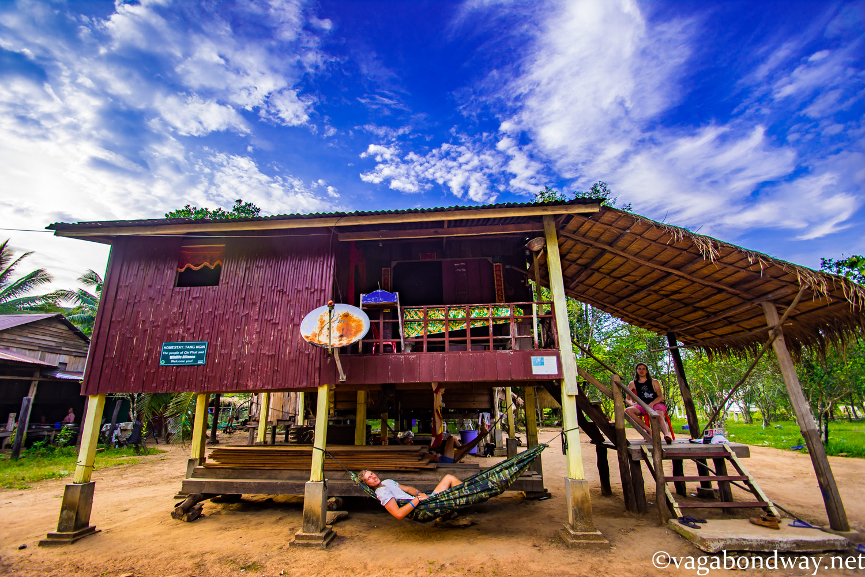 Cambodia Vagabond Way