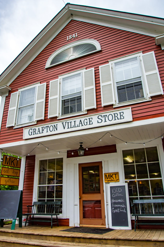 Southern Vermont Vagabond Way