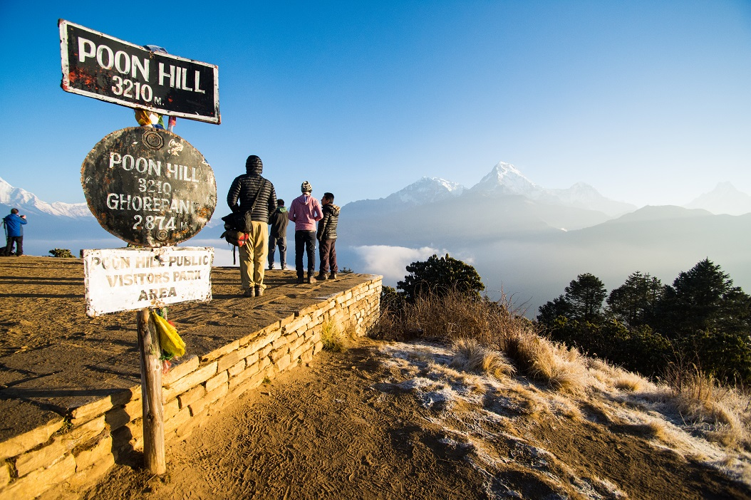 Poon Hill Vagabond Way