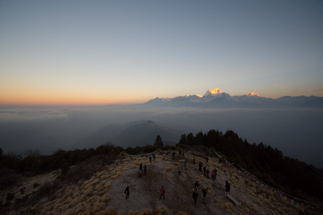 Poon Hill Nepal Vagabond Way