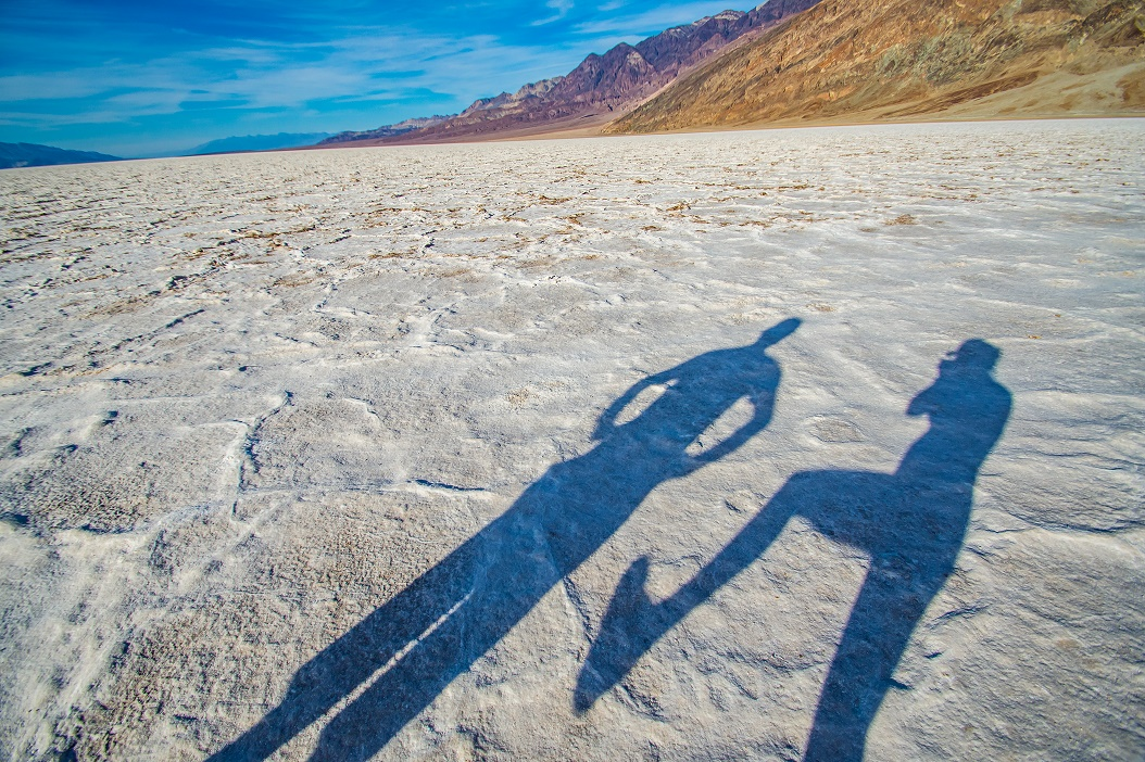 Death Valley Vagabond Way